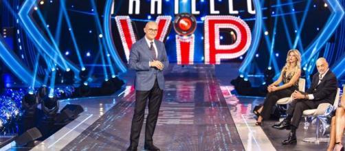 Grande Fratello VIP, puntata del 17 settembre 2021.