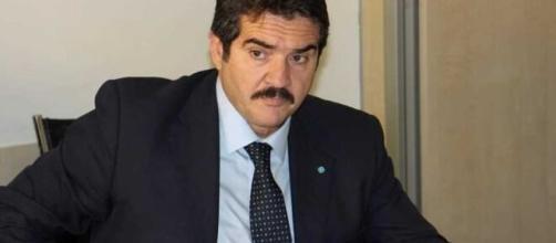 Il Consigliere Nino Simeone, candidato al Comune di Napoli