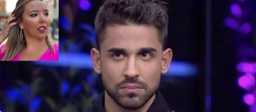 Lorena Edo ha mostrado la verdadera cara de Miguel Frigenti, sacando a a luz unos vídeos polemicos (Telecinco)