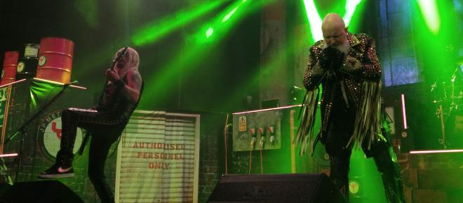 Judas Priest celebrates over 50 years of heavy metal creation