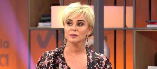"""Ana María Aldón ha recordado que """"nunca"""" ha ido a los homenajes a Rocío Jurado (Twitter, VivaLaVidaT5)"""