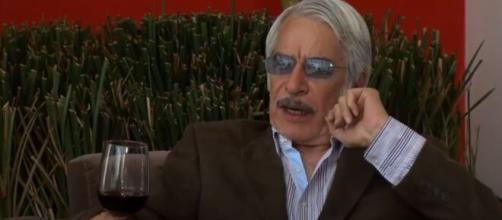 Aníbal tem plano arriscado (Reprodução/Televisa)