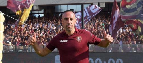 Castori: 'Ribery ci ha dato serenità'.