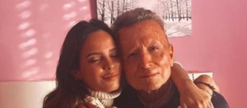 Gloria Camila siempre ha tenido una relación muy estrecha con su padre y ahora estaría en una posición delicada - (Instagram@gloriacamilaortega)