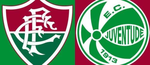 Saiba onde assistir Fluminense x Juventude ao vivo (Arte/Eduardo Gouvea)