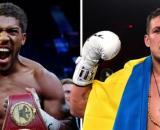 Anthony Joshua vs Oleksandr Usyk, mondiale dei pesi massimi il 25 settembre.