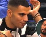 GF Vip, Samy Youssef racconta lo sbarco in Italia a 15 anni.