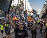 Marcha neonazi en Chueca (RRSS)