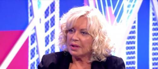 Bárbara Rey ha dado una entrevista donde ha confesado la angustia que habría sentido con la noticia - (Telecinco)