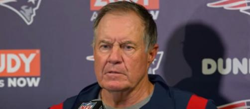 Belichick coached Brady for 20 seasons (Image source: New England Patriots/YouTube)