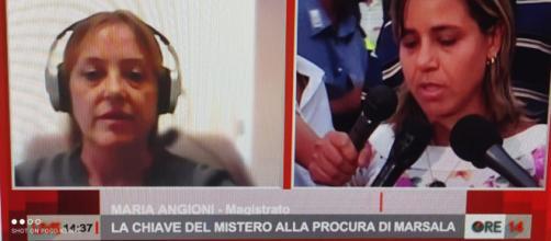 Denise Pipitone, Giuseppe Della Chiave fu indagato per falsa segnalazione di Maria Angioni.