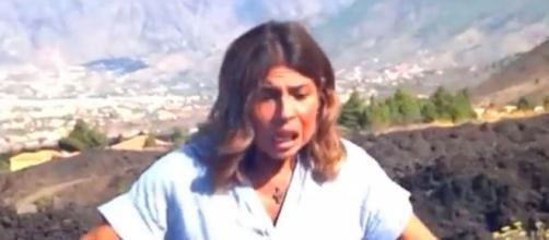 El momento del temblor ha quedado registrado en un vídeo. (Twitter @rtvenoticias)