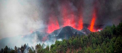 El volcán de la Palma no ha sido una prioridad para varios canales de televisión según las redes (RTVE)