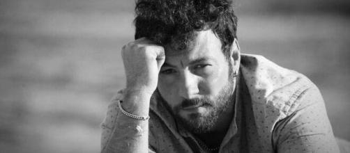L'attore Samuele Cavallo di Un posto al sole.