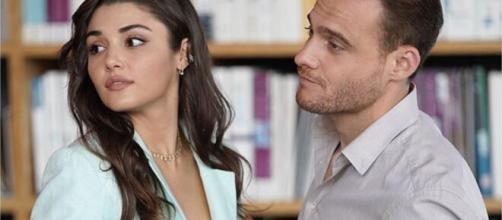 Love is in the air, anticipazioni turche: Eda tradita da Ceren, Bolat vuole sposare l'ex.