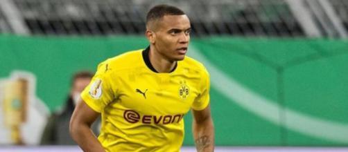 Manuel Akanji, difensore del Borussia Dortmund.