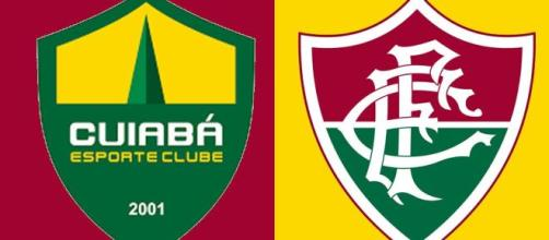 Saiba onde assistir Cuiabá x Fluminense ao vivo (Arte/Eduardo Gouvea)