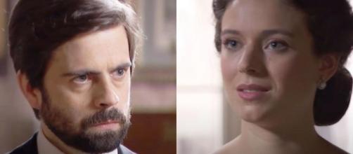 Una vita, spoiler spagnoli: Salmeron unisce le forze con Laura per distruggere Velasco.