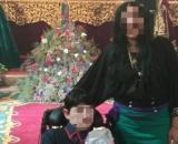 El menor discapacitado desaparecido con Macarena, su madre (RRSS)