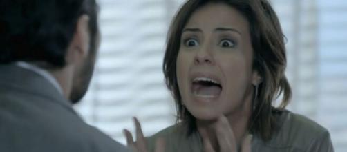 Clara em 'Império'. (Reprodução/TV Globo)