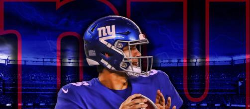 Daniel Jones performed well, but it wasn't enough for the Giants in Week 2 (Image source: Flickr/Casino Connection)
