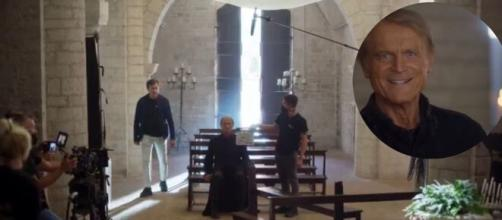 Don Matteo 13, il video dell'ultima scena di Hill