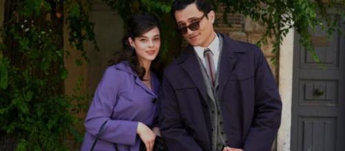 Il Paradiso, retroscena: Tina e Vittorio potrebbero innamorarsi, forse ritorna Flavia.