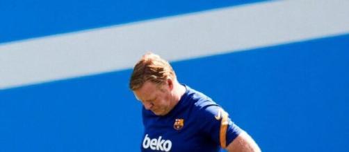 La Une de Marca 'détruit' le FC Barcelone (capture YouTube)
