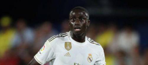 Mendy, terzino francese del Real Madrid.