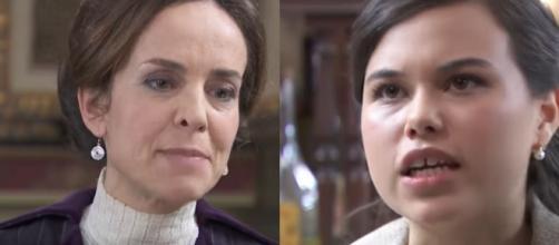 Una vita, trame Spagna: Anabel redarguisce Felicia per aver reso infelice Camino.