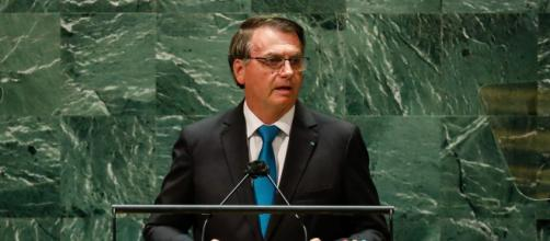 Imprensa internacional repercute discurso de Bolsonaro na ONU (Alan Santos/PR)