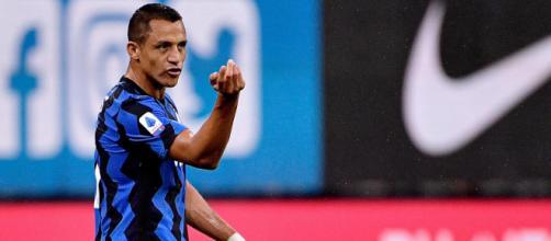 Inter, Alexis Sanchez in uscita.