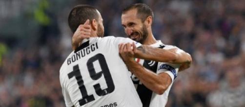Juventus-Sampdoria, probabili formazioni: Bonucci-Chiellini a centro difesa per Allegri.