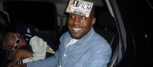 Kanye West, en imagen (Wikimedia Commons)