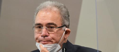 Ministro está em quarentena em Nova Iorque (Agêndia Brasil)