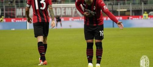Theo Hernandez entra nel secondo tempo e spacca la partita - foto di: acmilan.com