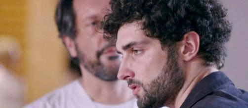 Un Posto al Sole, puntata giovedì 23 settembre: Niko ha dubbi sull'innocenza di Mauro.