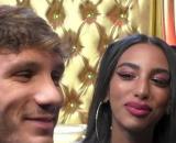 Grande Fratello Vip, Lulù confida di avere baciato Manuel: 'Un bacetto a stampo, in bocca'.