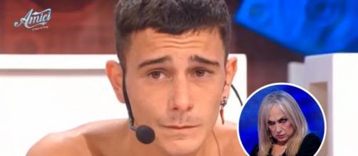 Amici 2021/2022 anticipazioni seconda puntata: Mirko in lacrime per la maglia sospesa