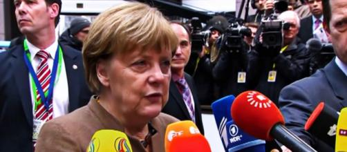 Angela Merkel cancelled a trip to Israel in August due to the chaotic situation in Afghanistan (Image source: DW Documentary/YouTube)