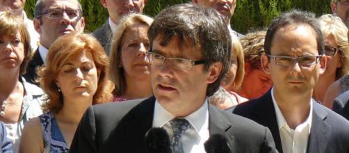 Carles Puigdemont, en imagen (Creative Commons)