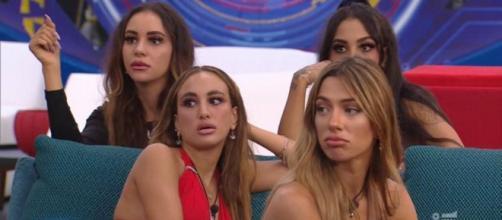 Grande Fratello Vip, Clarissa e Jessica contro Soleil: 'Sui social la odiano tutti'.