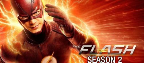 Imagen promocional de The Flash (The CW)