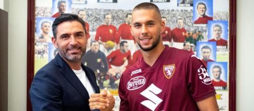 Pjaca, attaccante Torino in prestito dalla Juve.