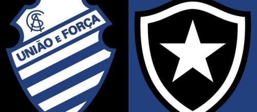 Saiba onde assistir CSA x Botafogo ao vivo (Arte/Eduardo Gouvea)