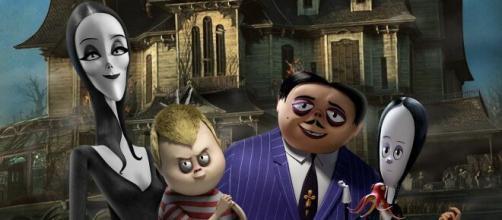 Nuovo videogame La Famiglia Addams - Caos in casa.