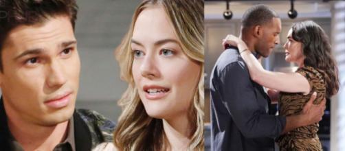 Beautiful, trame Usa: Finn vicino a Hope, Ridge capisce che Quinn vede ancora Carter.