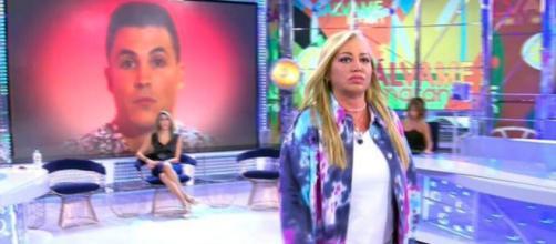 Belén Esteban trabajó con Ana Rosa durante cuatro años (Twitter, salvameoficial)