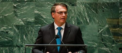 Bolsonaro defende tratamento precoce na ONU (Alan Santos/PR)