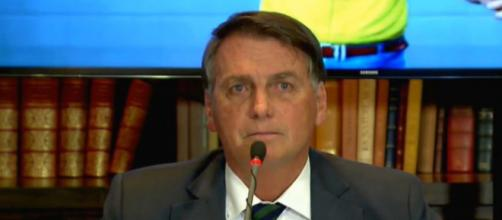 Bolsonaro está em isolamento após viagem aos EUA (Reprodução/Redes sociais)